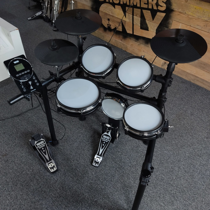 WHD 600-DX Full Mesh Electronic Drum Kit – Pre-owned