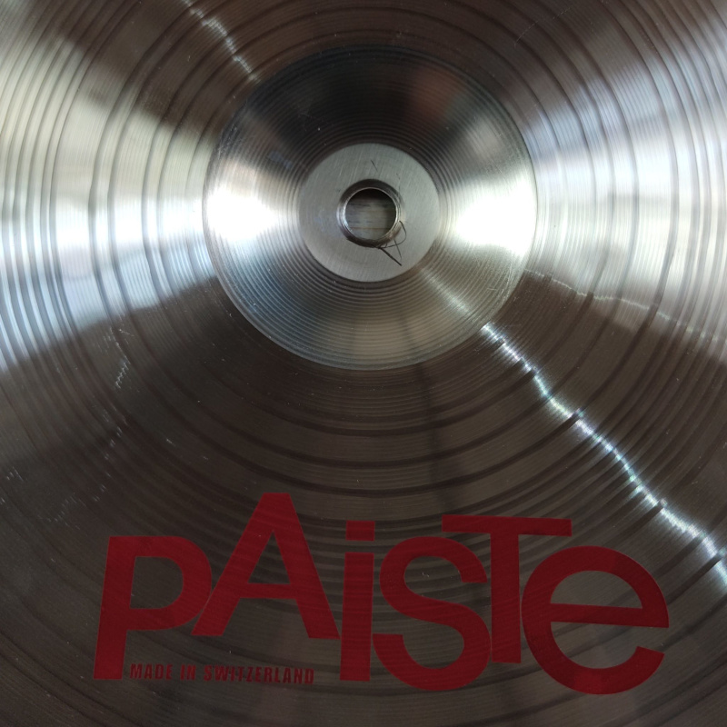 Paiste PST7 14in China Cymbal – Pre-owned
