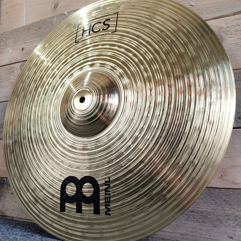 Meinl HCS 20in Ride Cymbal – Pre-owned