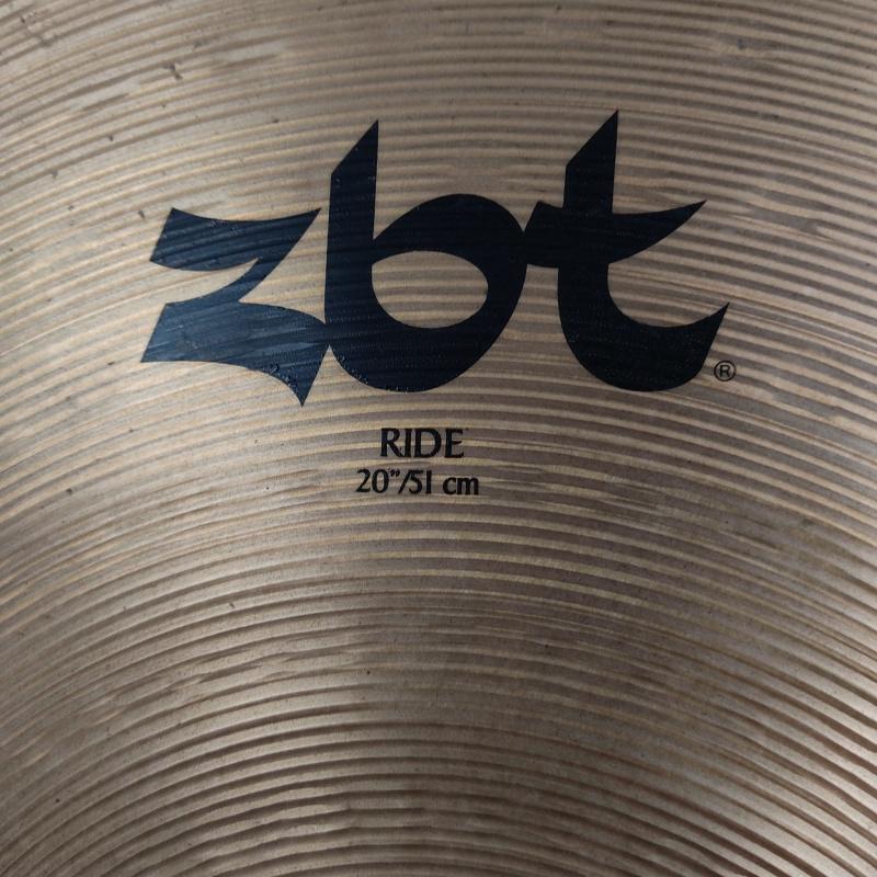 Zildjian ZBT 20in Ride – Pre-owned