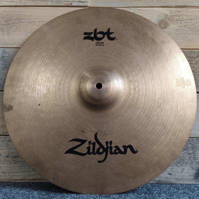 Zildjian ZBT 16in Crash – Pre-owned