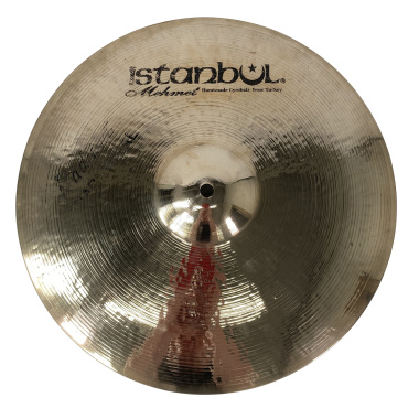 Istanbul Mehmet 15in Traditional Radiant Crash – Pre-owned