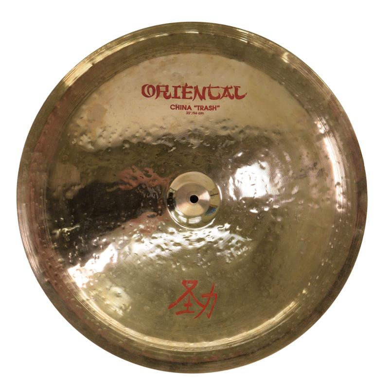 Zildjian 22in Oriental China Trash – Pre-owned