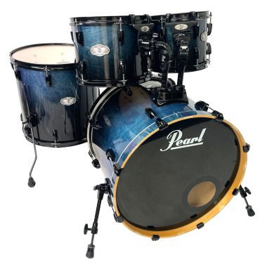 Pearl Vision Birch VBL 22in 4pc Shell Pack, Concorde Fade – Pre-owned