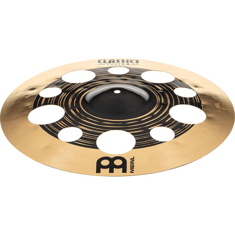 Meinl Classics Custom Dual 18in Trash Crash Cymbal