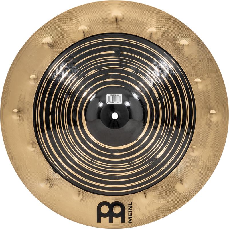 Meinl Classics Custom Dual 18in China Cymbal