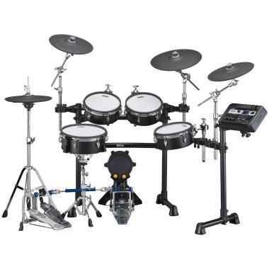 Yamaha DTX8K-M Electronic Drum Kit – Black Forest