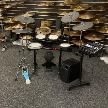 Yamaha DTX6K3-X Electronic Kit with MS45DR Monitoring System
