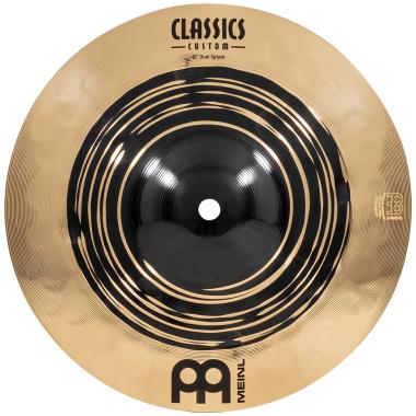 Meinl Classics Custom Dual 10in Splash Cymbal