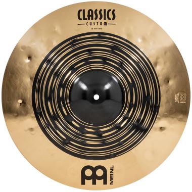 Meinl Classics Custom Dual 18in Crash Cymbal