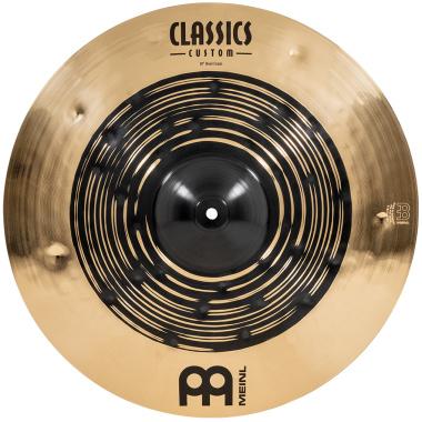 Meinl Classics Custom Dual 19in Crash Cymbal