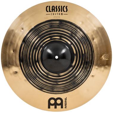 Meinl Classics Custom Dual 20in Crash Cymbal