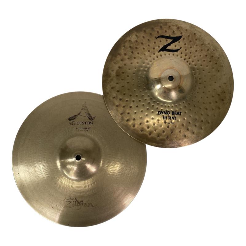 Zildjian A/Z Dyno Beat 13in Hi-Hats