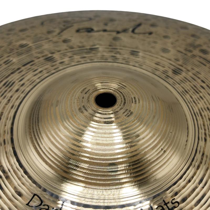 Paiste Signature 14in Dark Energy Mark 1 Hi-hat Cymbals