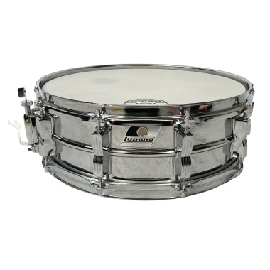 Ludwig LM300 14x5in Chrome Over Steel Snare Drum