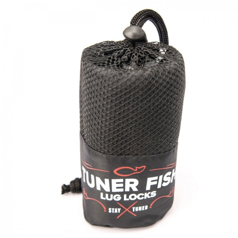 Tuner Fish Drummers Towel – Black
