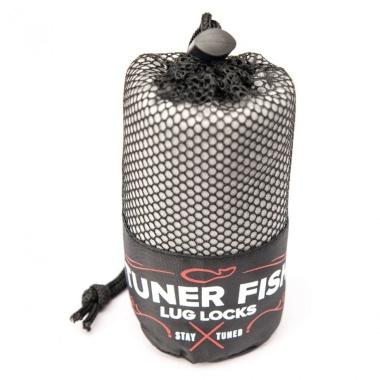 Tuner Fish Drummers Towel – Grey