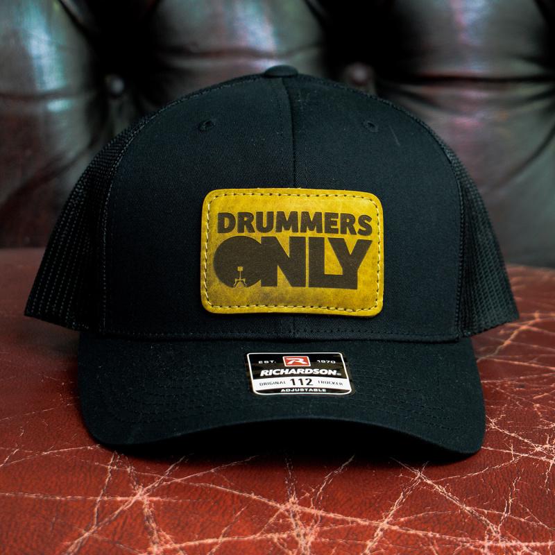 Drummers Only Trucker Cap – Black