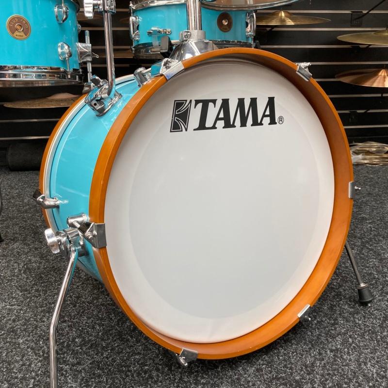 Tama Club-Jam Compact 4pc Shell Pack – Aqua