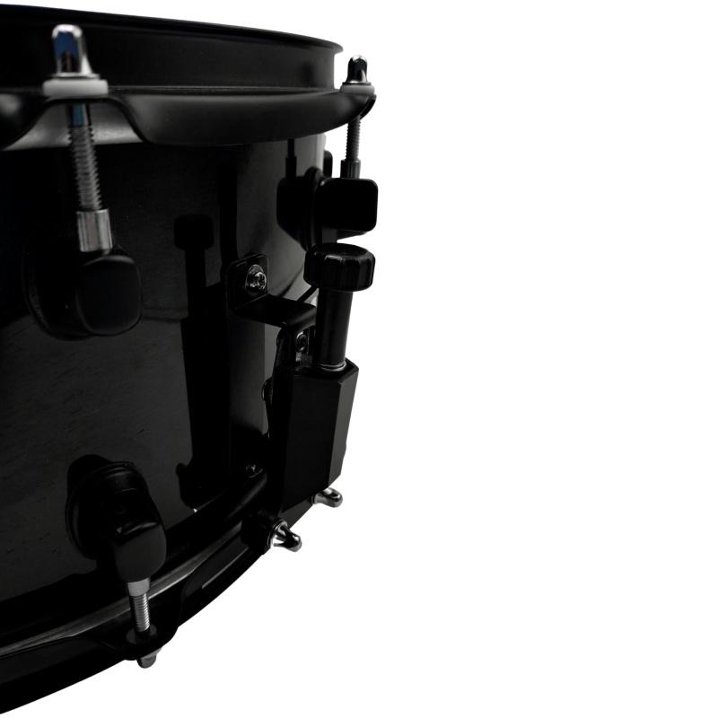 Mapex MPX 14×6.5in Maple Snare Drum – Transparent Black