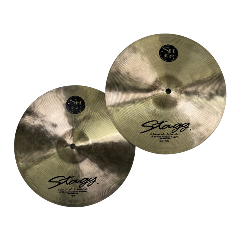 Stagg SH 12in Hi-hats