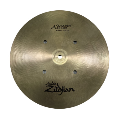 Zildjian Quick Beat 14in Bottom Hat