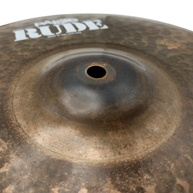 Paiste Rude 14in Hi-hat Cymbals