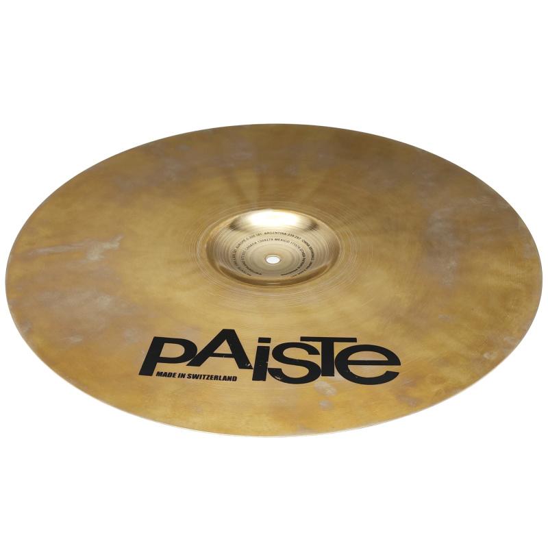 Paiste Signature Reflector 18in Heavy Full Crash Cymbal