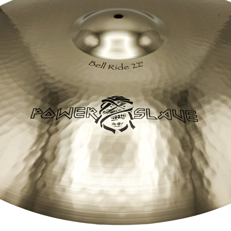 Paiste Signature Reflector 22in Powerslave Bell Ride Cymbal