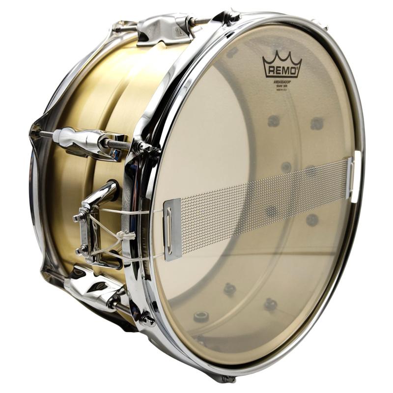 Yamaha Recording Custom 13×6.5in Brass Snare