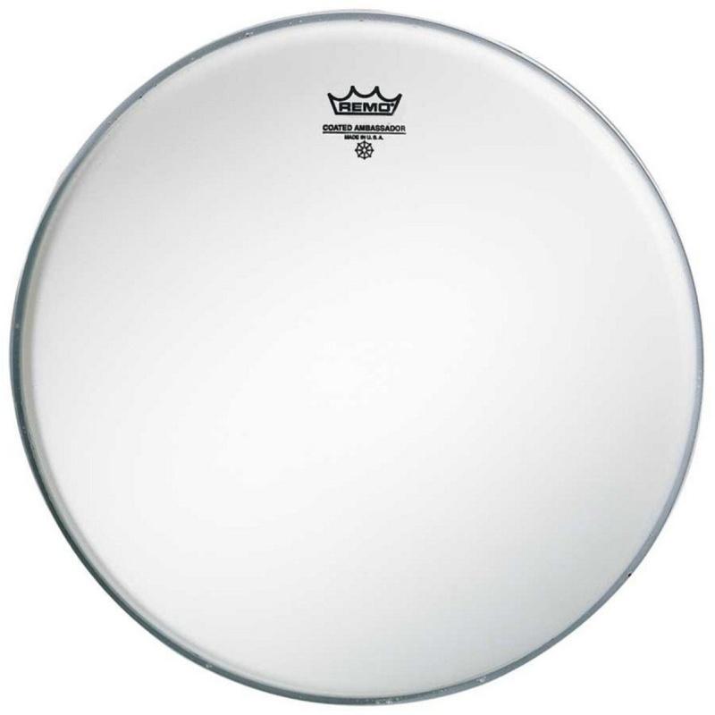 Remo Ambassador Coated 18in Bass Drum Head