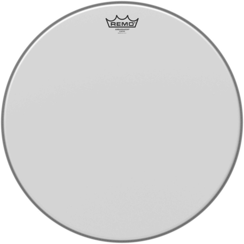 Remo Ambassador Coated 18in Drum Head