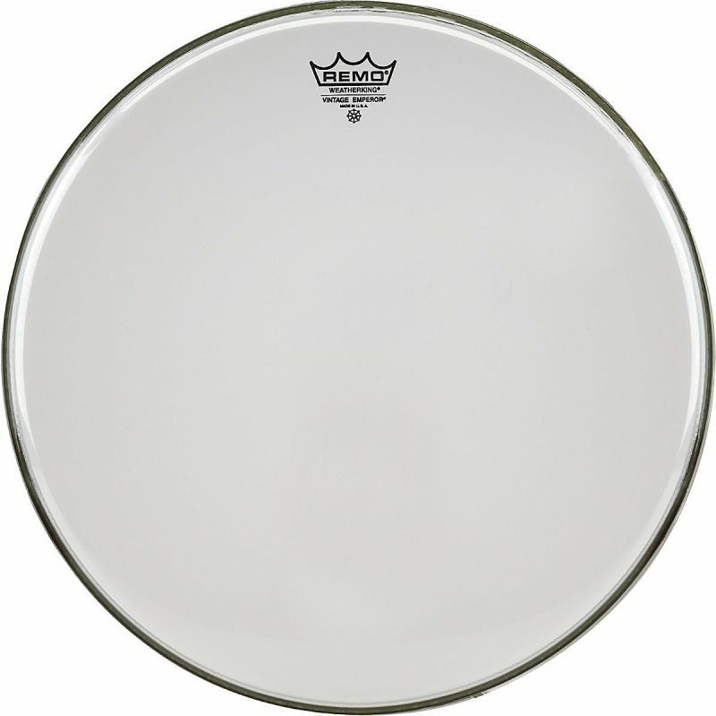 Remo Vintage Emperor Clear 16in Drum Head