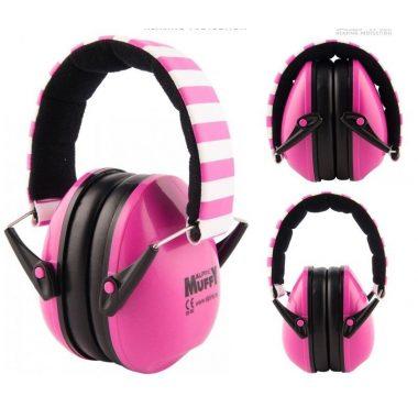 Alpine Earmuffy For Kids – Pink