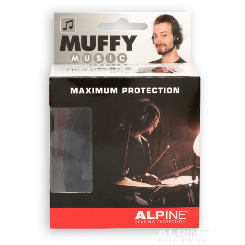 Alpine Muffy Music Ear Defenders