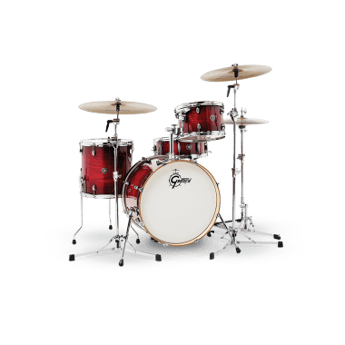 Gretsch Catalina Club 20in 4pc Shell Pack – Gloss Crimson Burst