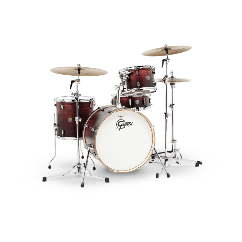 Gretsch Catalina Club 20in 4pc Shell Pack – Satin Antique Fade