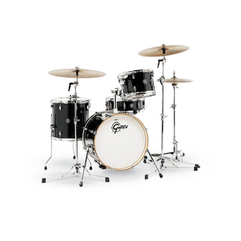 Gretsch Catalina Club 18in 4pc Shell Pack – Piano Black