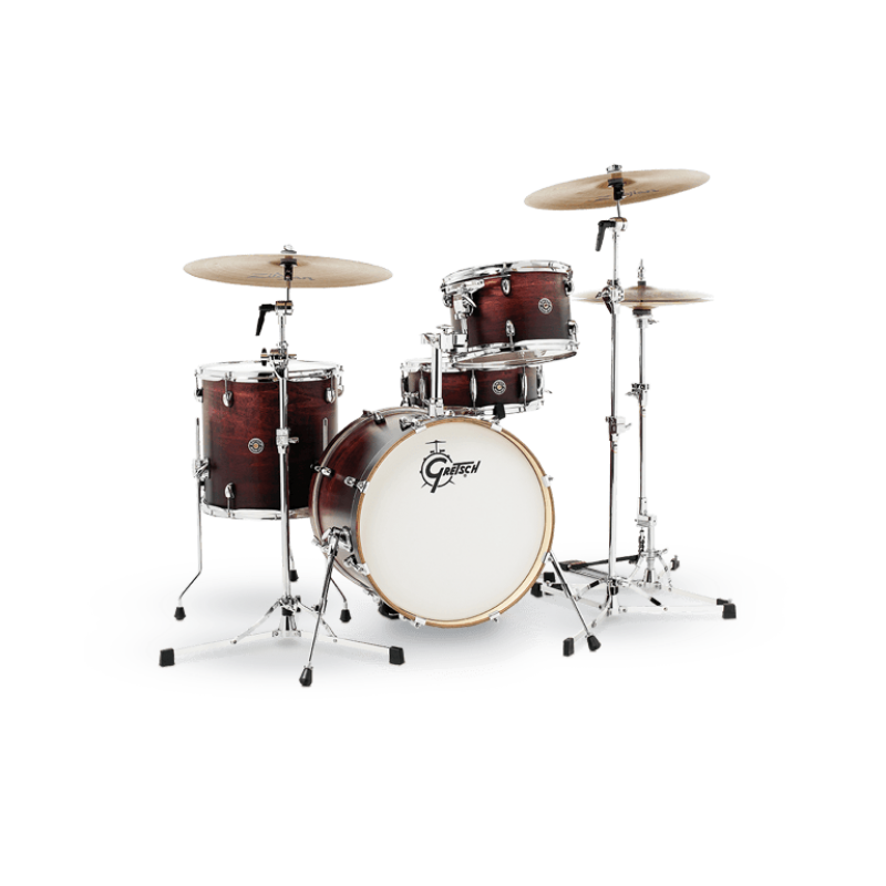 Gretsch Catalina Club 18in 4pc Shell Pack – Satin Antique Fade