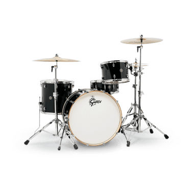 Gretsch Catalina Club 24in 4pc Shell Pack – Piano Black
