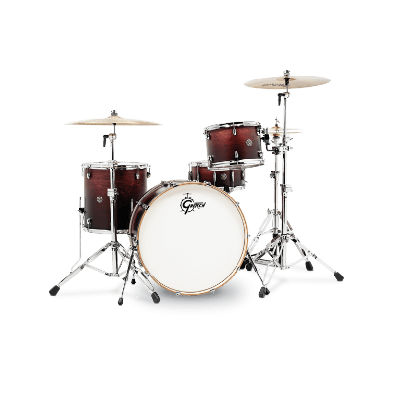 Gretsch Catalina Club 24in 4pc Shell Pack – Satin Antique Fade