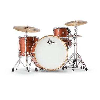 Gretsch Catalina Club 24in 4pc Shell Pack – Satin Walnut Glaze