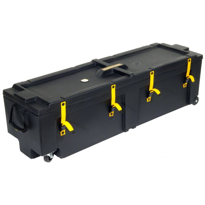 Hardcase 58x16x16in Hardware Case with Wheels