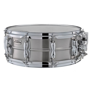 Yamaha Recording Custom 14×5.5in Steel Snare