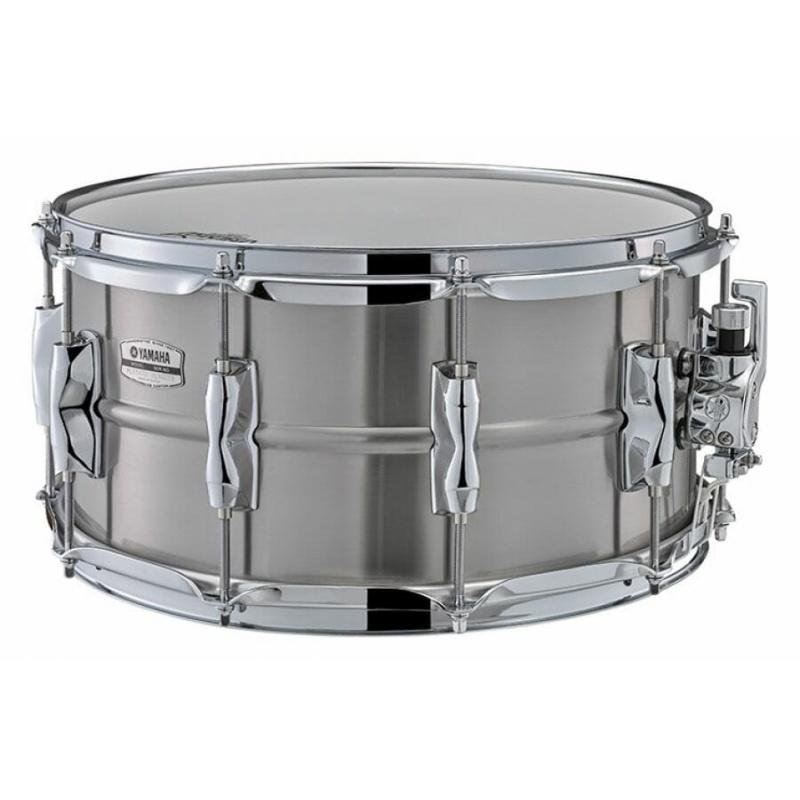 Yamaha Recording Custom 14x7in Steel Snare