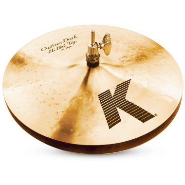Zildjian K Custom 13in Dark Hi-Hat Pair