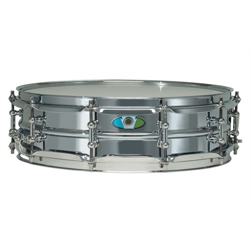Ludwig Supralite 14x4in Steel Snare Drum