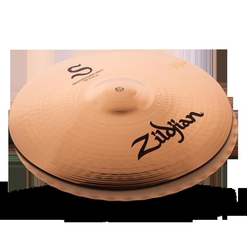 Zildjian S Series 13in Master Sound Hi-Hats