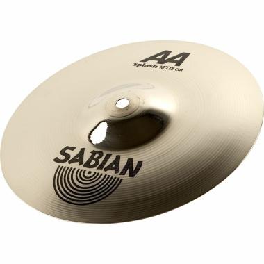 Sabian AA 10in Splash – Brilliant