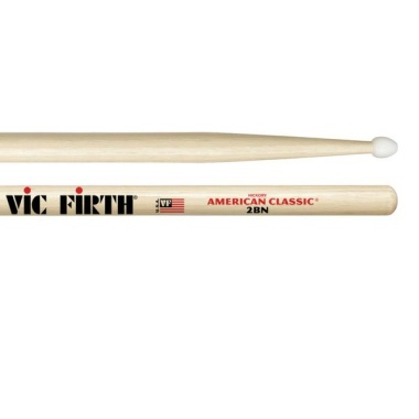Vic Firth 2BN – Hickory Nylon Tip